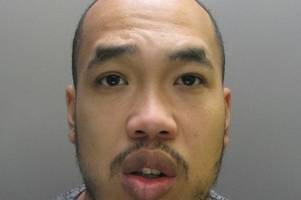 cambridge drug dealer caught stashing cocaine up his bottom is jailed for three years