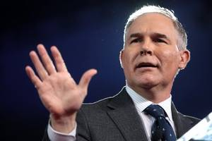 EPA Promises To Cleanup Superfund Pollution Amid Pruitt Controversy