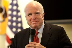 john mccain will return for health care vote amid republican uncertainties in senate