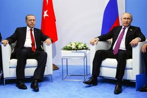 Turkey inks deal to buy Russian S-400 missile
