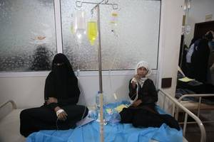 Worst Cholera Epidemic on Record in Yemen Finally Slowing After 400,000 Infected