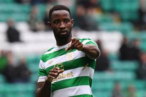celtic '100 per cent' not talking to marseille over moussa dembele sale