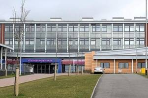 Cladding similar to Grenfell Tower found at Wishaw school