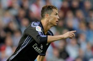 Cristiano Ronaldo commits to Real Madrid as he eyes more trophies