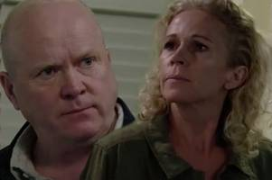 EastEnders spoiler: Phil Mitchell storms into the hospital and is reunited with Lisa Fowler before explosive showdown