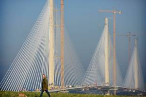 many people hoping to walk new queensferry crossing likely to be disappointed