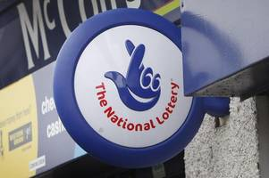 national lottery euromillions results: winning numbers for £40m jackpot on tuesday, july 25
