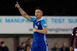 peterhead snatch stunning win against hearts with last-minute spot-kick winner - betfred cup round-up