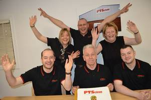 rutherglen firm mark two decades in business with youtube celebration