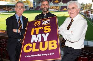 Syrian refugees guests at Fir Park this Saturday thanks to the Well Society