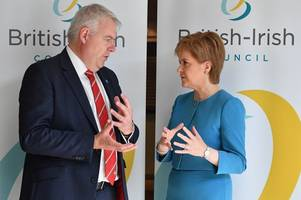 the seven shared interests driving carwyn jones and nicola sturgeon to work together