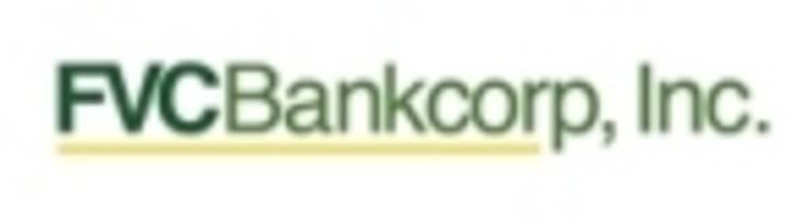 fvcbankcorp, inc. reports strong earnings and balance sheet growth