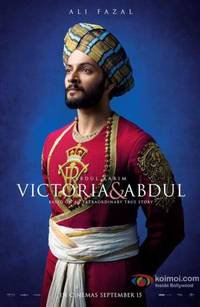 ali fazal's royal look from victoria and abdul will steal your heart!