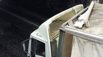 fourth lorry hits northern ireland bridge within a year