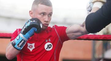 frampton: my career potentially is over if i don't win saturday's fight against andres gutierrez