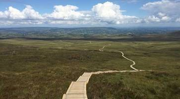 watch: incredible footage shows off fermanagh's 'stairway to heaven'