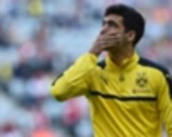 dortmund allow merino to discuss transfer as newcastle move nears
