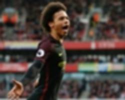 Man City can challenge Real Madrid for Champions League - Sane