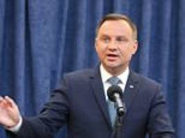 Poland accused EU of blackmail over court reforms