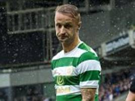 celtic face race against time to have leigh griffiths fit
