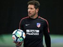 diego simeone would coach in mexico