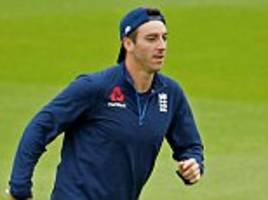 england to hand toby roland-jones his test debut