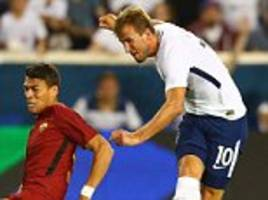 harry kane urges spurs starlets to follow in his footsteps