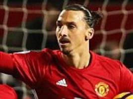 Jose Mourinho drops hint over Zlatan Ibrahimovic future