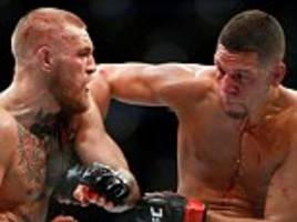 nate diaz could walk out with floyd mayweather vs mcgregor