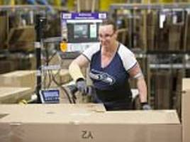Amazon plans to hire 50,000 people on the spot in ONE WEEK