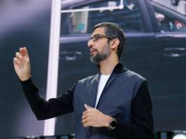 google ceo responds to trump's transgender military ban: 'let them serve' (googl)