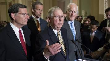 Senate rejects plan to repeal Obamacare without replacement