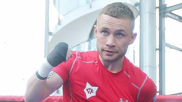 carl frampton says a second successive defeat on saturday could end his career