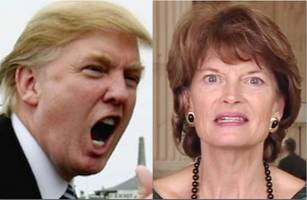Donald Trump Calls Out Lisa Murkowski By Name After Health Care Defection