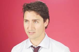 New Rolling Stone Cover Features Justin Trudeau, Asks 'Why Can't He Be Our President?'