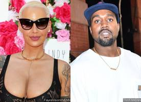 amber rose reveals kanye west almost caused her to commit suicide after their breakup