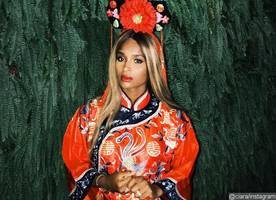 ciara gets slammed after taking her baby on 'dangerous' waterslide in china