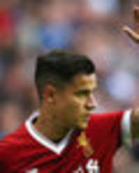 philippe coutinho: real madrid rejected chance to sign liverpool star - report