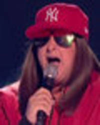 x factor's honey g confirms she is a lesbian with nude shoot