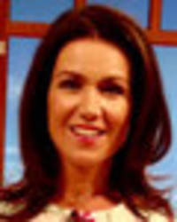 Susanna Reid teases toned pins in pulse-racing peep show skirt