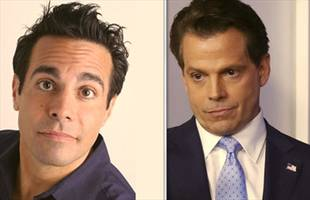 why 'snl' probably won't ask mario cantone to play scaramucci