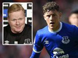 ross barkley set to leave everton this summer