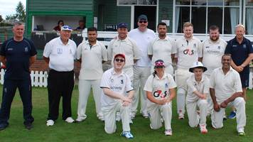 'being given a cricketing chance' - the disability team taking on england