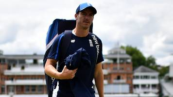 England v South Africa: Toby Roland-Jones to make England Test debut at Oval
