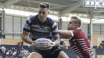 Super League: Wigan Warriors to face Hull FC in Australia in 2018