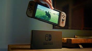 Nintendo Switch Sells Nearly 5 Million Units in First Four Months