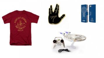 Star Trek Gift Guide to Fulfill All Your Starfleet Dreams