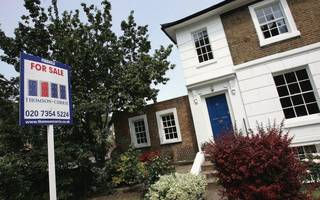 british housing market slows as mortgage approvals sag to nine-month low