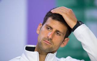 djokovic to take five months out in bod to cure elbow injury