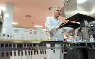 gsk moves to streamline drug research and boost its core pharma division